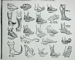 shoe stamp