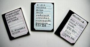 organization notebooks
